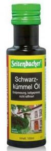 Grunsfelder - Black Cumin Oil 德��冷�汉诜N子油   100ml/btl Oils Series