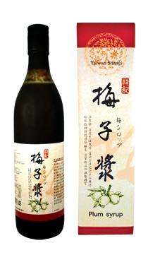 Shangi Plum Syrup (Big) �� ӛ ÷ �� �{ (�� ) 600ml/btl