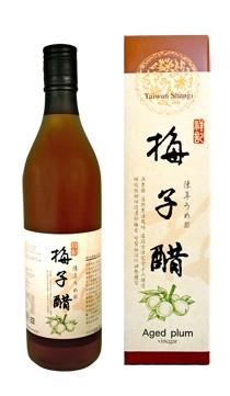Shangi Aged Plum Vinegar ��ӛ���÷�Ӵ� 600ml/btl