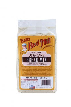 Low-Carb Bread Mix