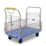 Prestar PF-HP307C-P Side-Net Hand Parking Trolley