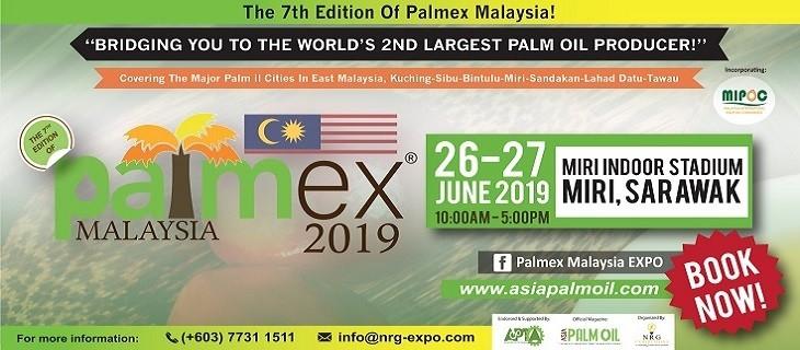 PALMEX MALAYSIA 2019 June 2019