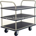 Prestar NF-305 Triple Deck Dual-Handle Trolley