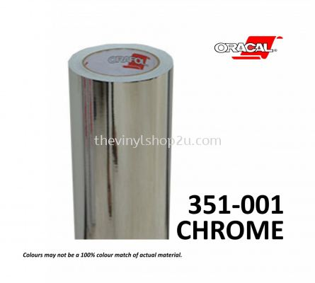 ORACAL 351 Metallised Films - 001