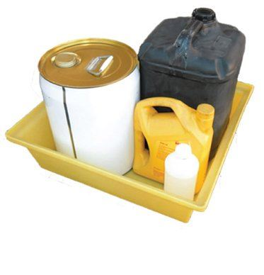 Spill Station Drip And Storage Trays