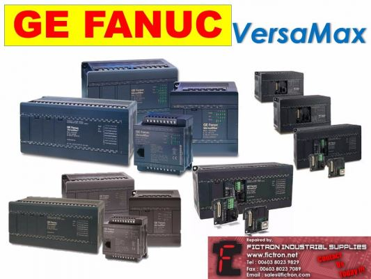 IC200UEX616 6 Channel Analog Combination, 4 Analog In, 2 Analog Out GE FANUC VersaMax Nano and Micro Controllers Supply By FICTRON