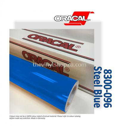 ORACAL 8300 TRANSPARENT CAL FILMS - 096