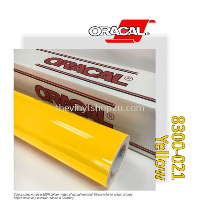 ORACAL® 8300 TRANSPARENT CAL FILMS - 021