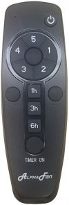 IR42/5S-C ALPHA CEILING FAN REMOTE CONTROL ALPHA FAN REMOTE CONTROL