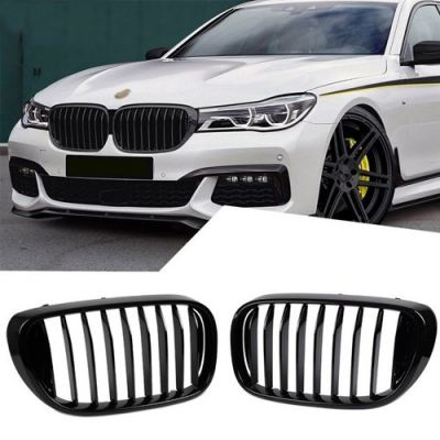 BMW G11/12 Performance Look Front Grille Gloss Black