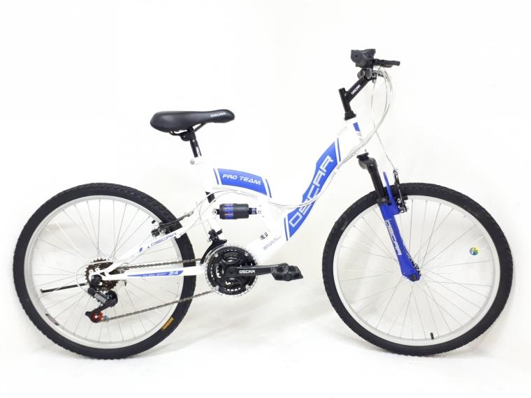 """24"""" MTB F/S Oscar 24 inch Mountain Bike Mountain Bike"""