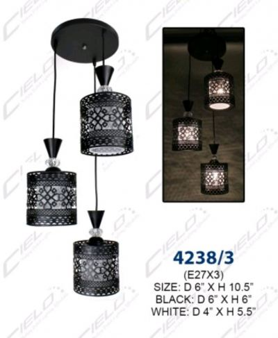 3/Set Ceiling Lamp