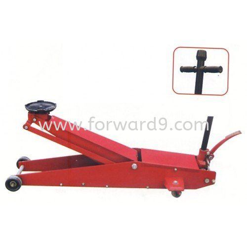 Horizontal Floor Jack  Garage Tools & Equipment  Material Handling Equipment