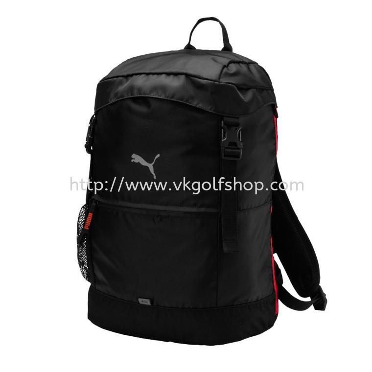 PUMA Golf Backpack Black Limited Edition Japan Model
