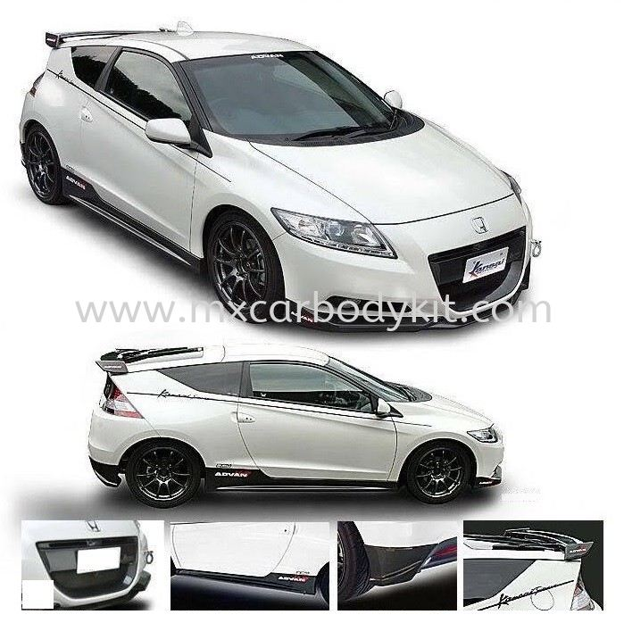 HONDA CR-Z 2010 HKS BODYKIT WITH SPOILER  CRZ 2010 HONDA