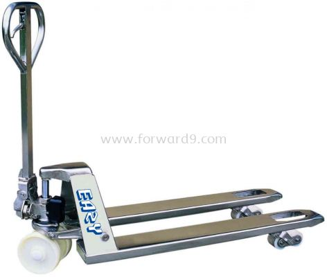 2.0-2.5T Narrow Stainless Steel Hand Pallet Truck AC20/25S-SS