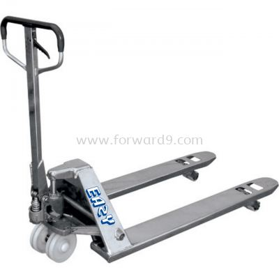 AC20/25L-SS Stainless Steel Hand Pallet Truck