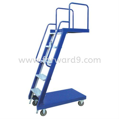 LT5 Ladder Trolley Material Handling Equipment
