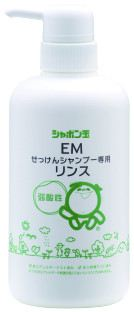 EM Shabondama Rinse (Conditioner) 520ml