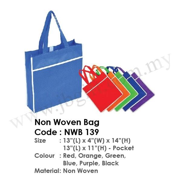 Non Woven Bag NWB 139 Non Woven Bag Bag
