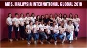 Mrs. Malaysia International Global 2018