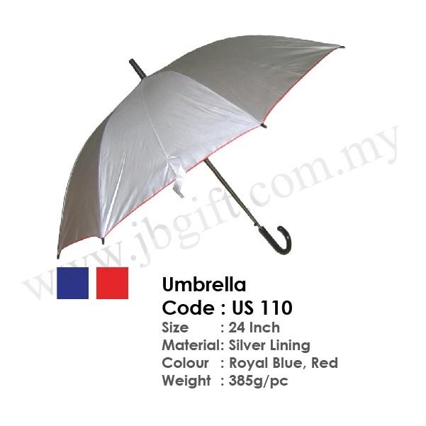 Umbrella US 110 Ready Make Umbrella
