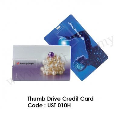 Thumb Drive Credit Card UST 010H