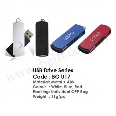 USB Thumb Drive / Pendrive Key Chain Series BG U17