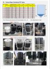 DVM Brochure- PE Conical Base  DVM PE Rotational Molded Storage Tank
