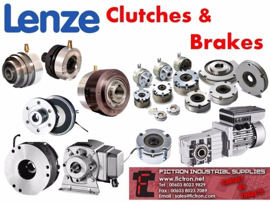 BFK458-14E LENZE Spring-Applied Brakes 80NM 24,205VDC