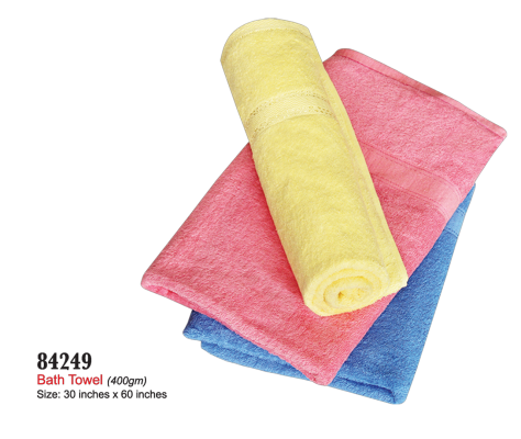 84249 Bath Towel (400gm)