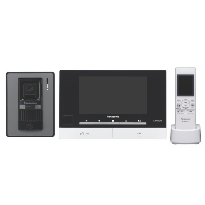 PANASONIC WIRELESS VIDEO INTERCOM SYSTEM VL-SWD272ML