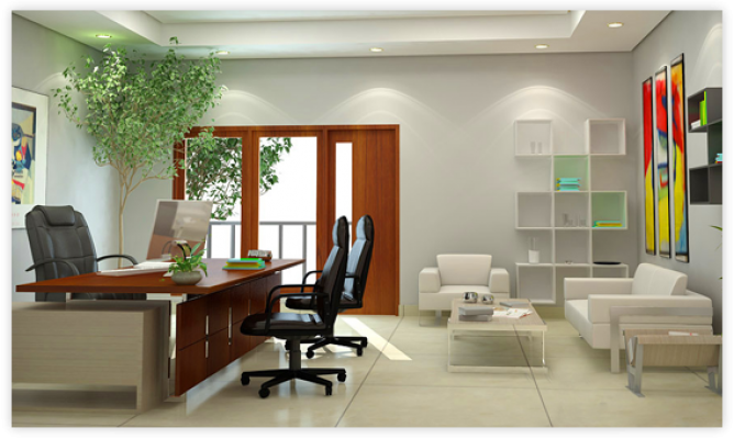 CLEANING & MAINTENANCE OF OFFICE, FACTORIES
