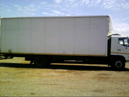 COMPLETE MOVING SERVICES