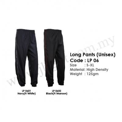 Long Pants (Unisex) LP 06