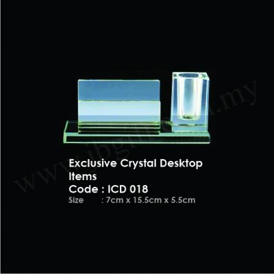 Exclusive Crystal Desktop Items ICD 018