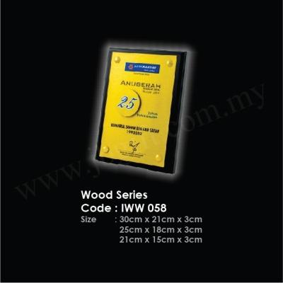 Wood Series IWW 058