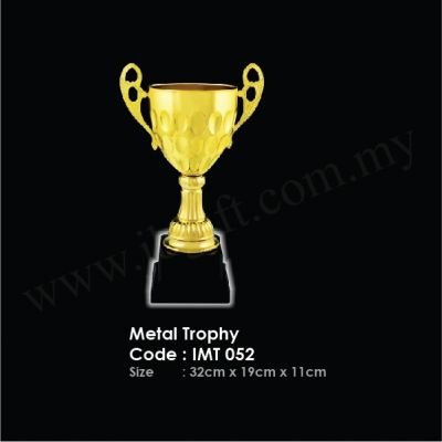 Metal Trophy IMT 052