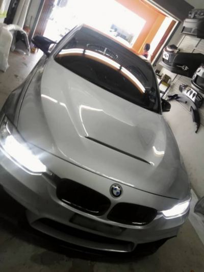 BMW F30 GTS Look Engine Hood