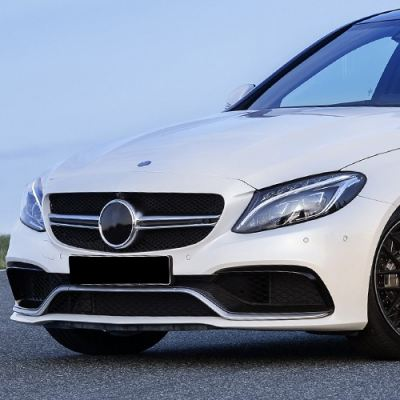 mercedes benz w205 (coupe)'15 C63 Look Front Bumper