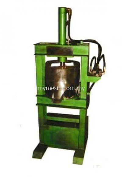 Keto KT-HYD02 Hydraulic Santan Press