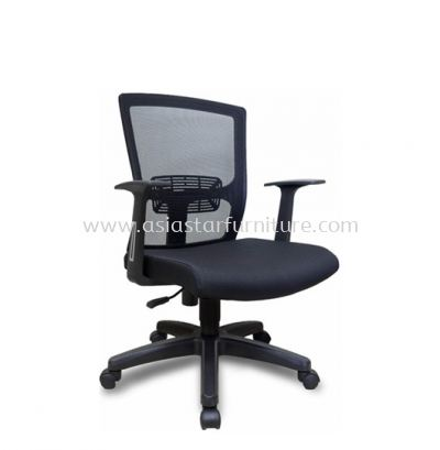 BUXTON LOW BACK MESH CHAIR ASE 6