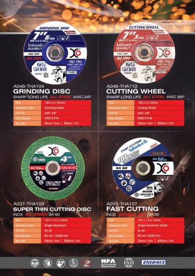 Cutting & Polishing Disc