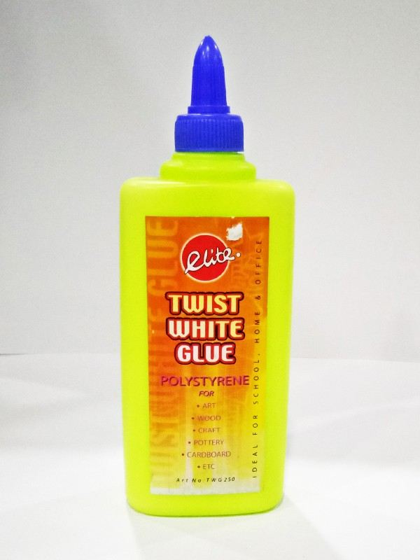 ELITE TWIST WHITE GLUE TWG250 GLUE Melaka, Malaysia Supplier, Suppliers, Supply, Supplies | Double A One Stop Station Sdn Bhd