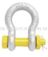 Bow Bolt & Nut Shackle