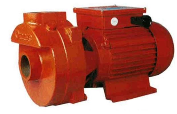 Orange Centrifugal Pumps