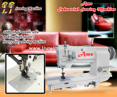 NEW Leather Sewing Machine - sofa-cushion-PVC