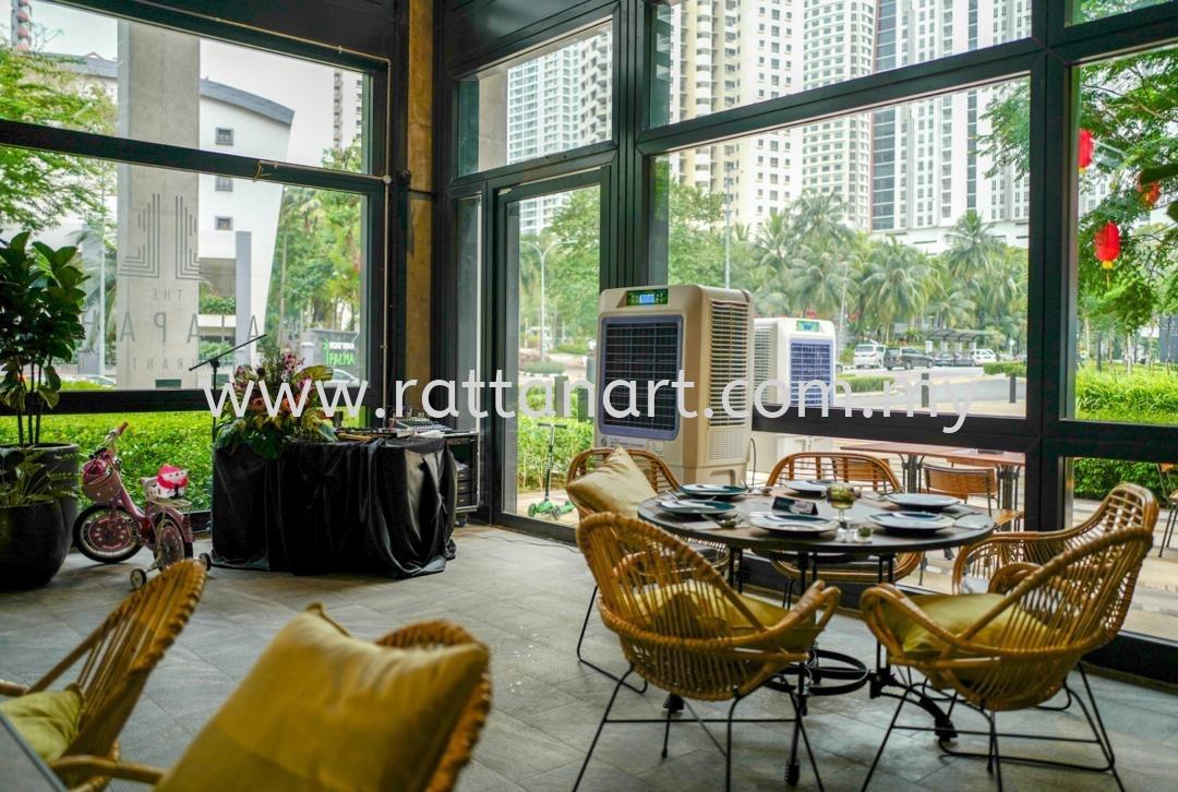 RATTAN ART SUPPLY TO MAJAPAHIT RESTAURANT & BAR