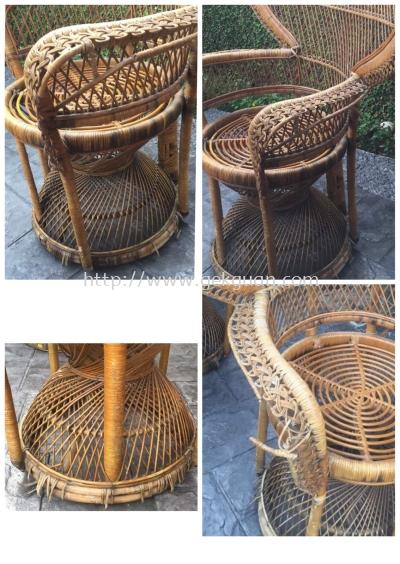 Repair Rattan Chair