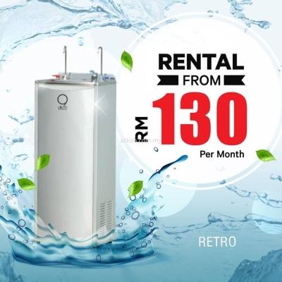 Rental Water Dispenser